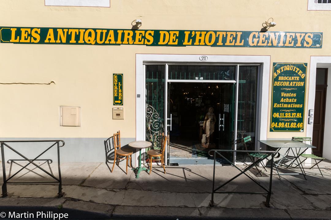 Les Antiquaires de l'Hôtel Genieys
