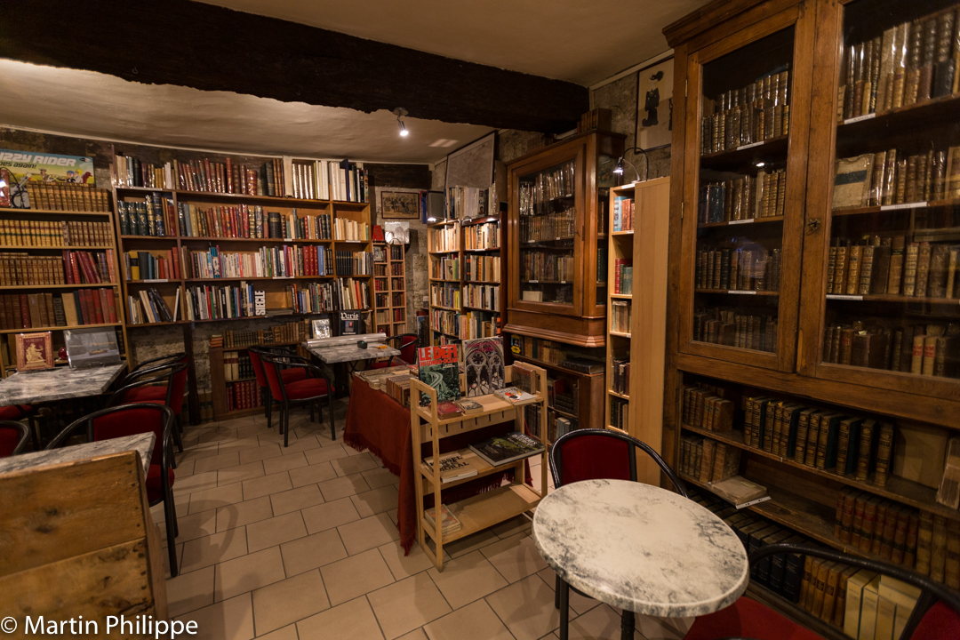 Librairie Aparté