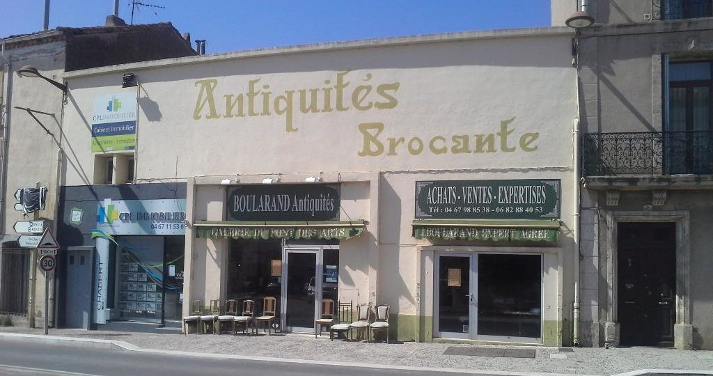 Boularand Antiquités
