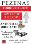 Les brocanteurs et antiquaires de Pézenas (Hérault) organisent leur grand déballage de printemps le dimanche 13 juin 2021